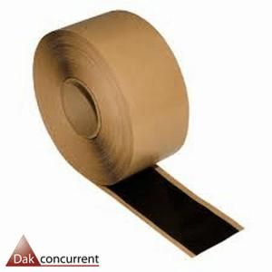 Secur tape 7,5 cm breed, epdm nadentape,nadentape,overlaptape epdm,epdm flashing, detailfolie epdm,epdm details