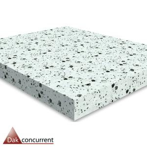 Unidek Eco Plus,EPS afschotisolatie 15 mm/meter